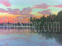 greenlake painting art